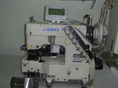 Juki Mh-1410 Otomatik Kemer Makinası