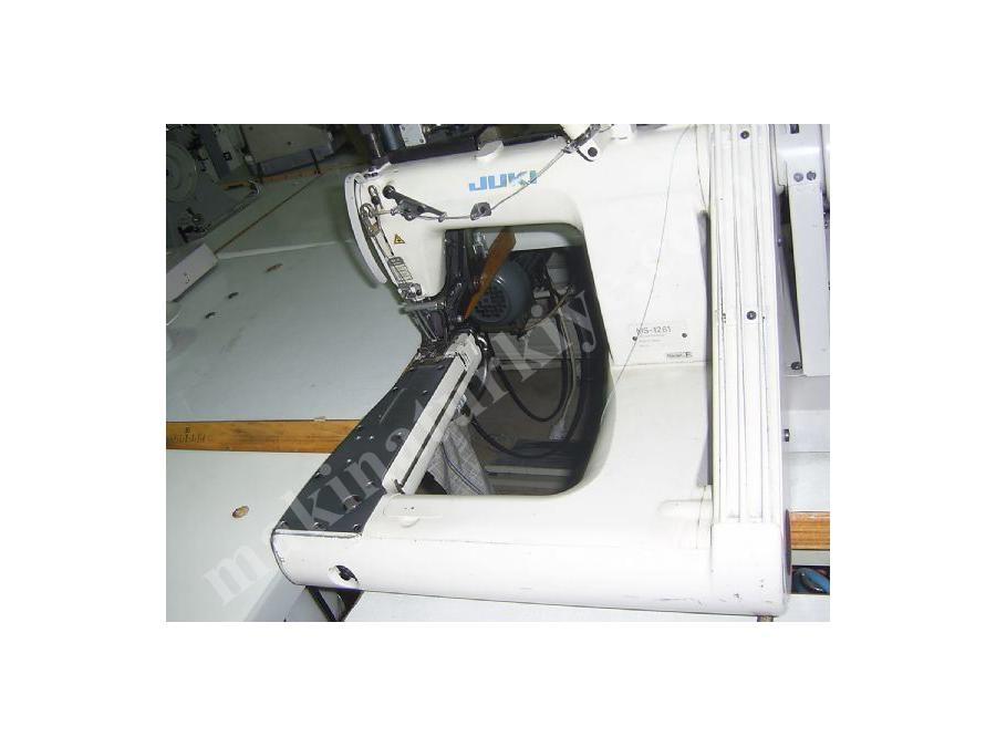 Juki Union Special Kollu Otomatik Dikiş Makinası
