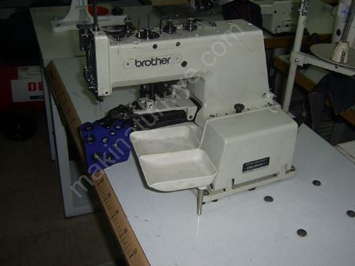 Brother Düğme Makinası Brother CB3-916-1