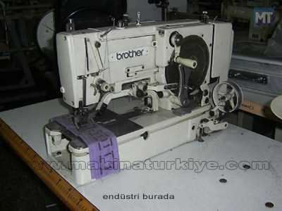 Brother İlik Makinası Brother LH4-B814-2