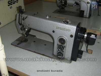 Durkopp Elektronik Düz Dikiş Makinası