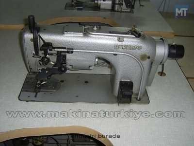 Durkopp Elektronik Bıçaklı Düz Makina