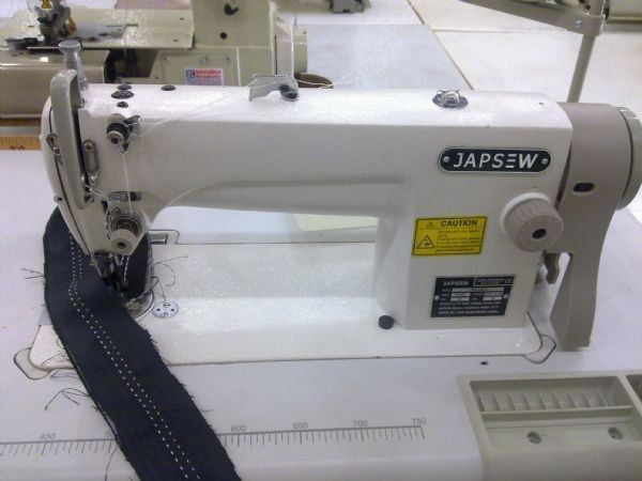 Japsew Çift İğne Punto Makinesi