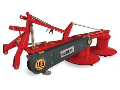 Tamburlu Çayır Ve Yonca Biçme Makinesi ( 165 Cm )