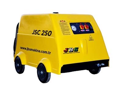 Sıcak Soğuk Yıkama Makinesi 20-250 Bar / Jbs Jsc 250