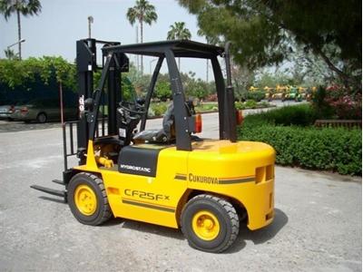Çukurova Cf25fx Forklift