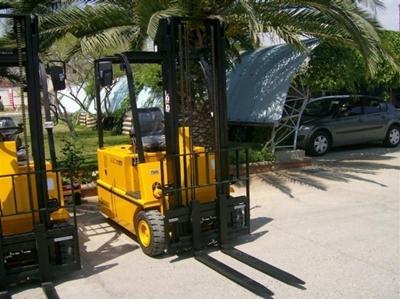 Çukurova Elektrikli Forklift ( 1,5 Ton )