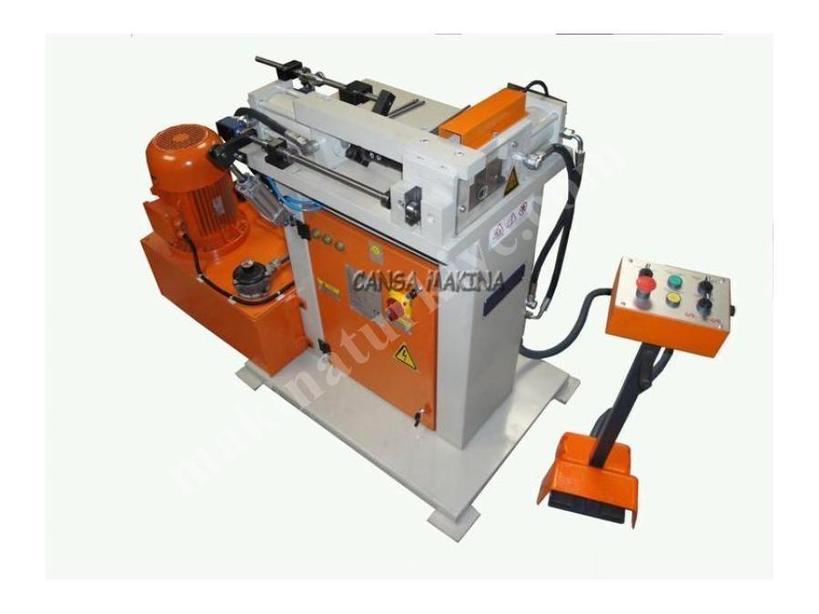 Cansa Hidrolik Boru Şişirme Makinası