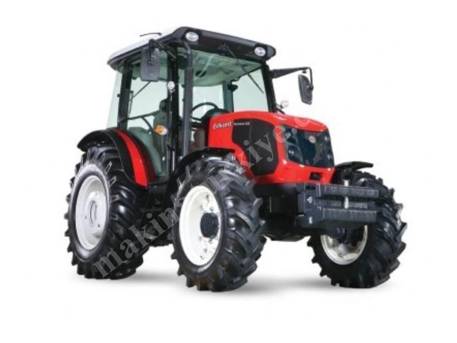 58 Hp Traktör - Kabinli