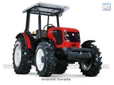 75 Hp Traktör - Kabinli
