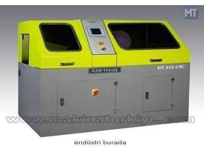 Cnc Daire Testere Makinesi / İleri Teknik Dt 315 Cnc
