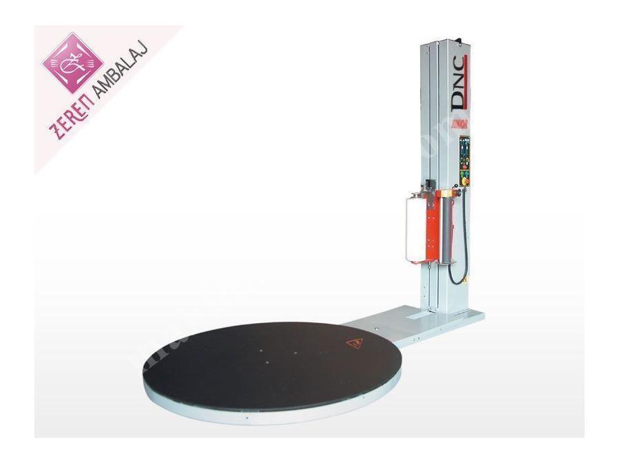 Palet Streçleme Makinası