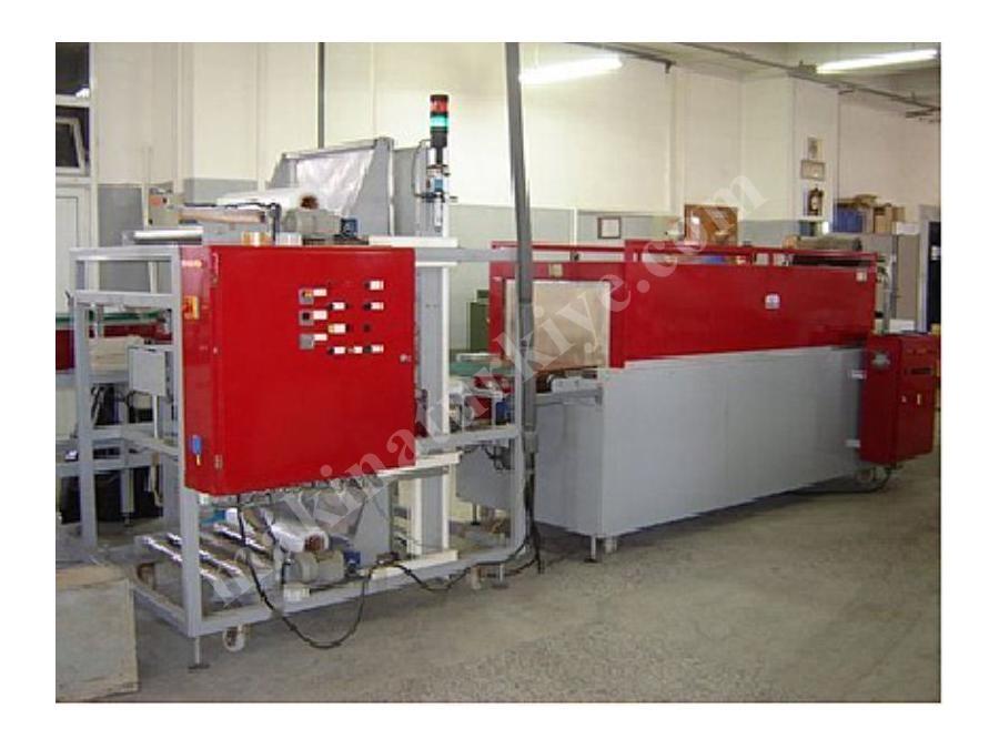 Hasel Otomatik Shrink Paketleme Makinası