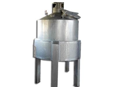 Buharlı Lokum Pişirme Makinası