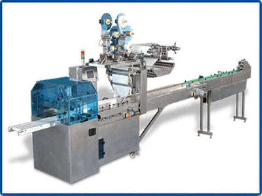Islak Mendil Paketleme Makinası