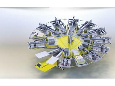 Emprime Baskı Makinası - 12 Kafa