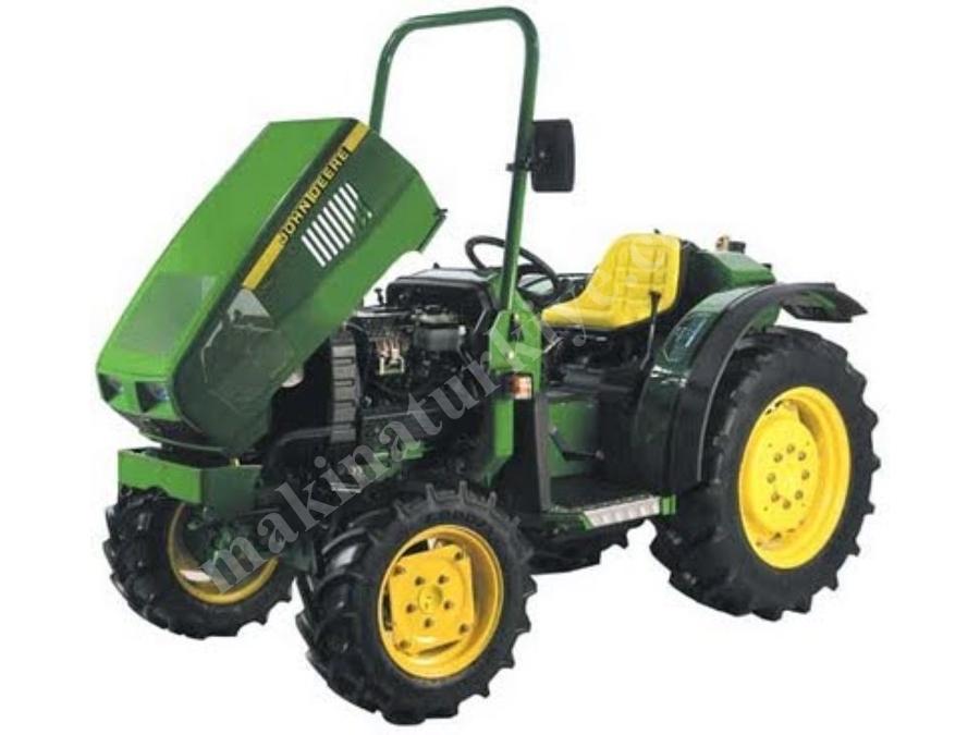 John Deere Milenio 60c Traktör