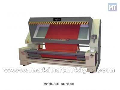Örme Kumaş Kalite Kontrol Makinası