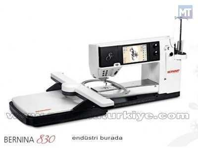Bernina 830E Desen Programlı Nakış ve Dikiş Makinası