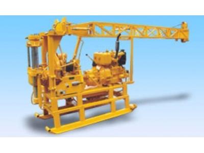 DS 300 K Zemin Ve Maden Sondaj Makinası