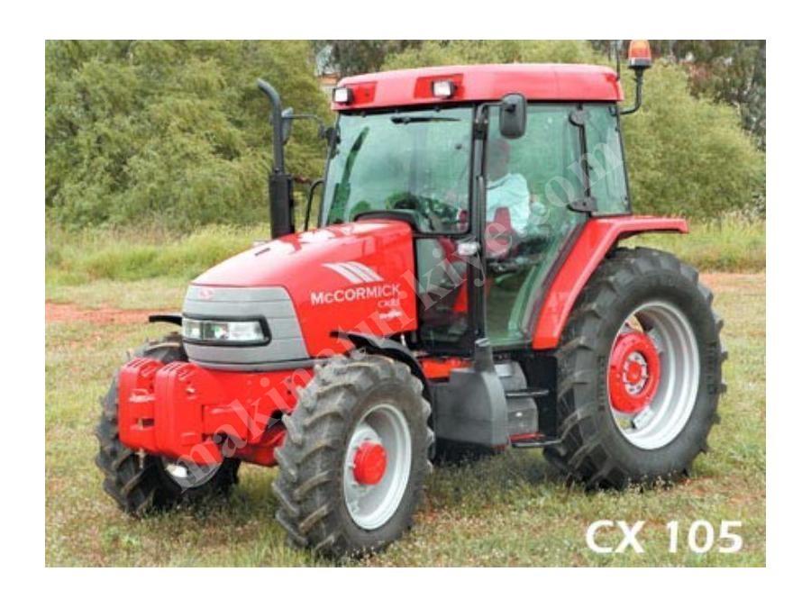 Mccormick Cx-105 Traktör