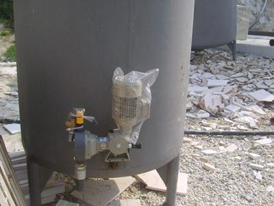 Mermer Fabrikası Su Arıtma Sistemi