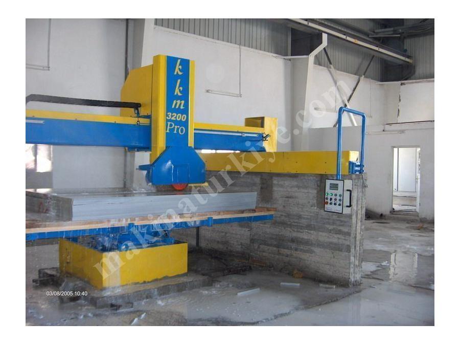 Köprülü Kesme Makinesi - 3200 mm