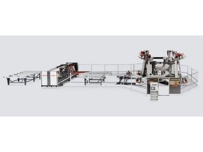 PVC 4x4 Kaynak ve CNC Temizleme Merkezi