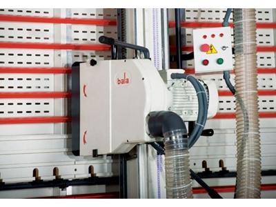 Dikey Panel Ebatlama Makinesi ( 210 X 410 Cm )