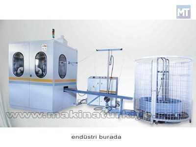 Otomatik Bonnell Yay Makinası 30000 Adet / 8saat