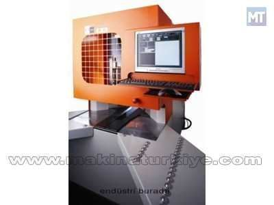 Cnc Köşe Temizleme Makinası Rısus Cnc 6006