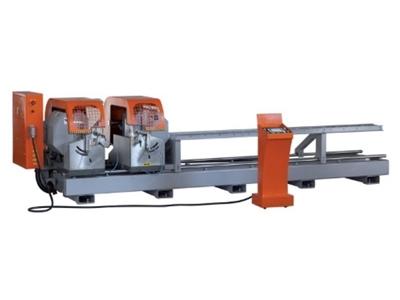 Pvc Otomatik Çift Kafa Kesim Makinesi Rısus Rk 4500h