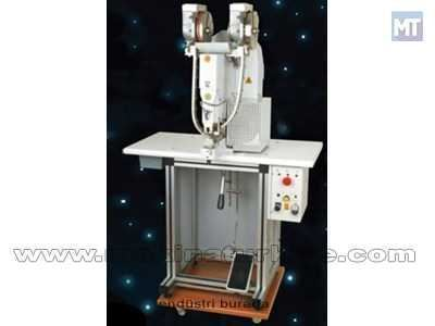 Otomatik Pullu Kuşgözü Çakma Makinesi