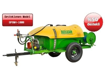 Bahçe Pülverizatörü Buzlusan Bpbm4-100