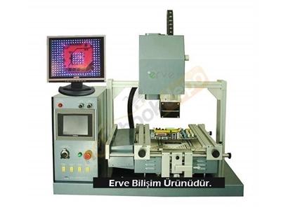 Er-X6002 Bga Rework Makinesi