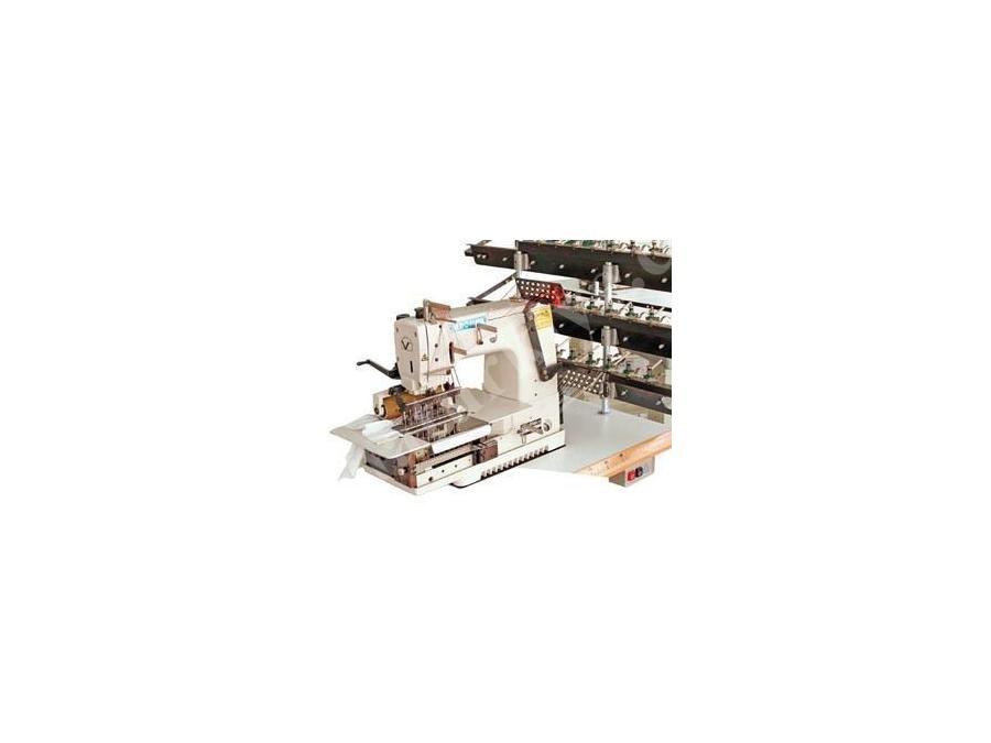 25 İğne 3/16 Çekicili Gipe Lastik Makinası