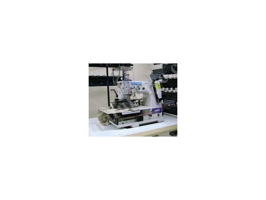 16 İğne  Jakarlı İşleme Makinası