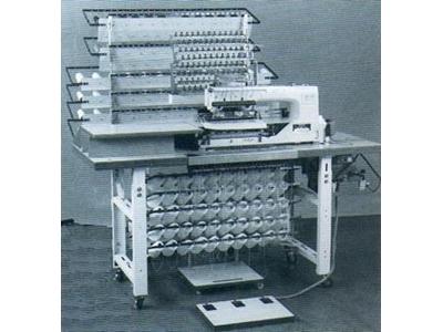 50 İğne Gipe Lastik Makinası