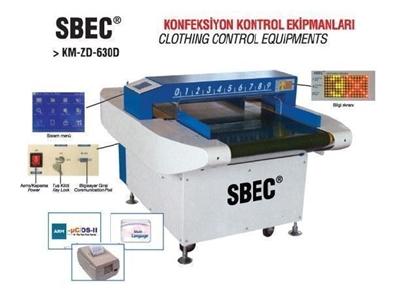 SBEC ZD-630D İğne Dedektörü