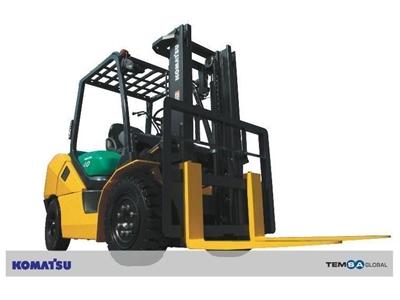Dizel Forklift ( 4500 Kg )