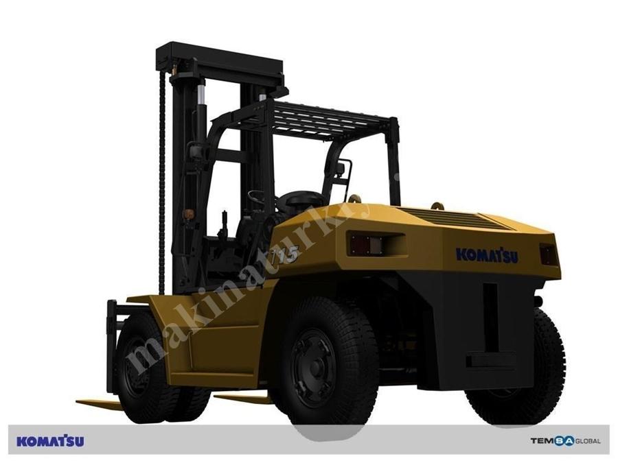 Dizel Forklift ( 11,5 Ton )
