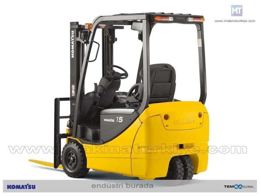 Akülü Forklift / Komatsu Fb15m-12