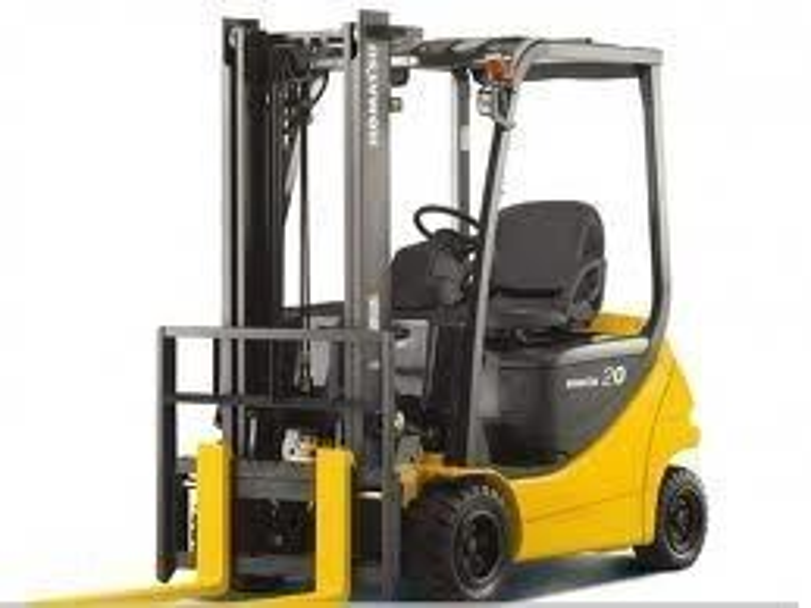 Akülü Forklift / Komatsu Fb18-12