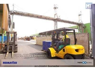 Lpg / Benzinli Forkliftler / Komatsu Fg30t-16