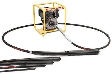 Benzinli Beton Vibratörü - 63 mm
