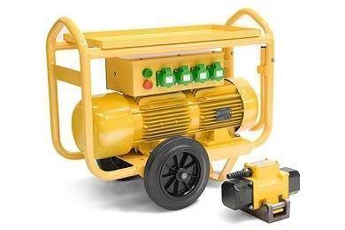 Elektrikli Dış Kalıp Vibratörü - 17000 N