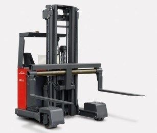 Reach Truck / Linde Electric Four Way Reach Trucks R25 F 1