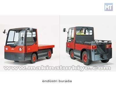 Akülü Çekici / Linde Tow Tractors P250 Tractive