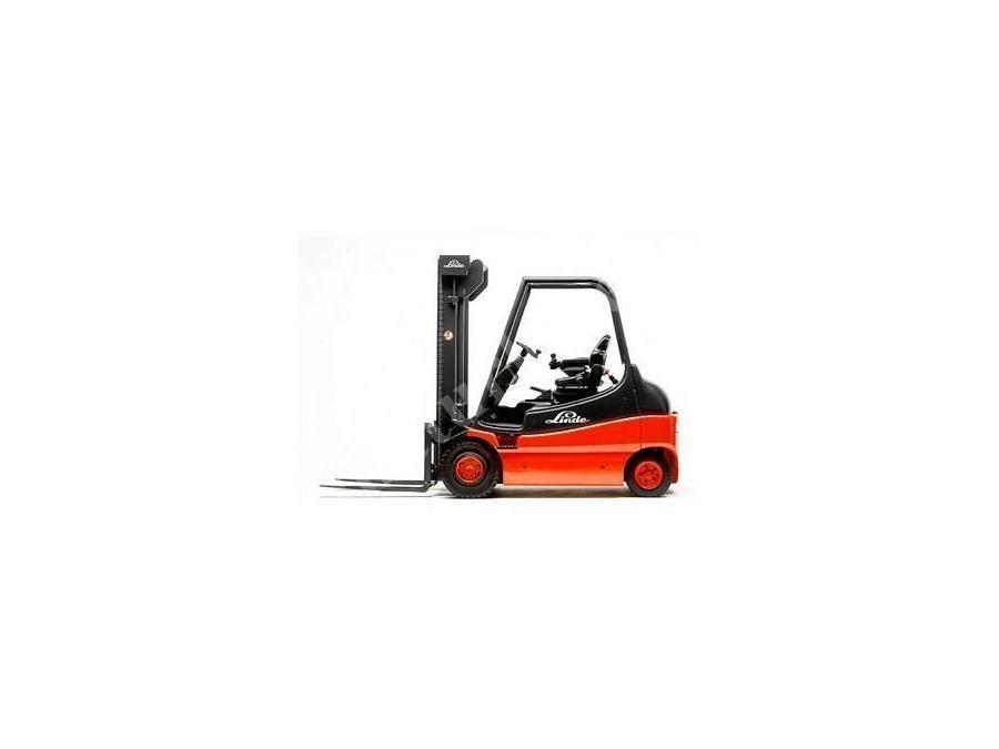 2 Ton Akülü Forklift / Linde Br 336 E20