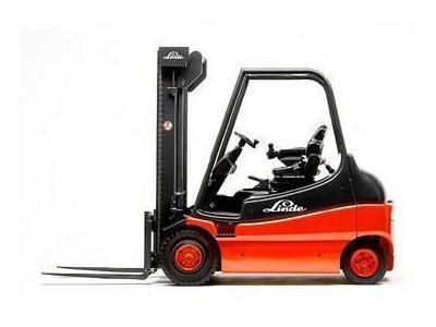 3 Ton Akülü Forklift / Linde Br 336 E30